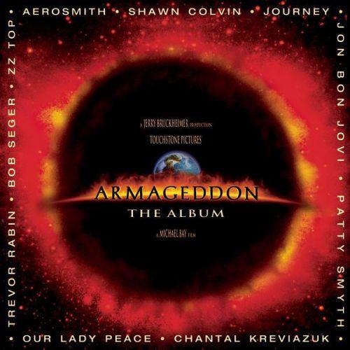 ปกอัลบั้มarmageddon   the album