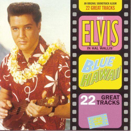 Blue Hawaii Album Cover