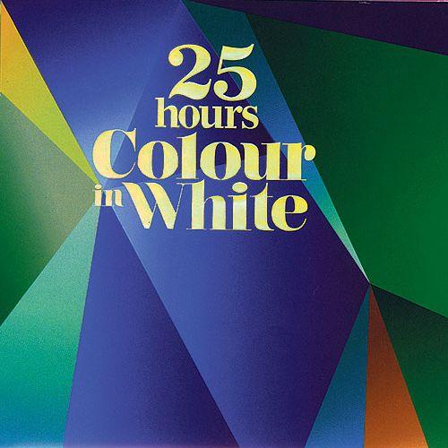 Colour in White Album Cover