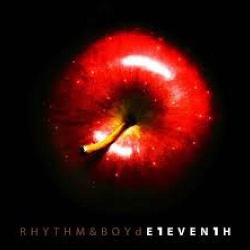 Rhythm & Boyd E1EVEN1H  Album Cover