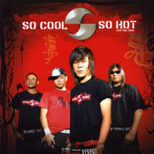 ปกอัลบั้มso hot
