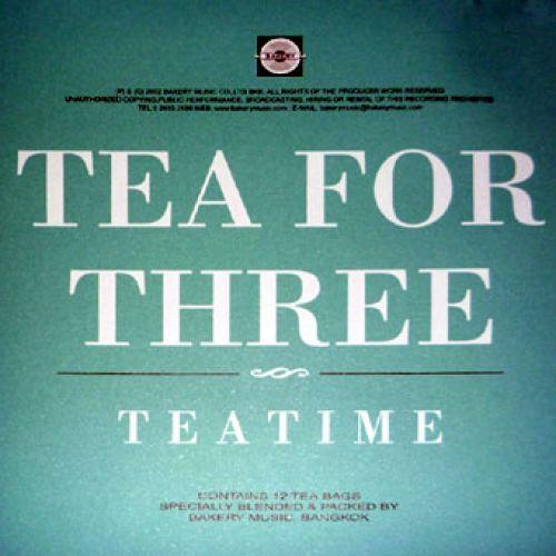 Teatime Album Cover