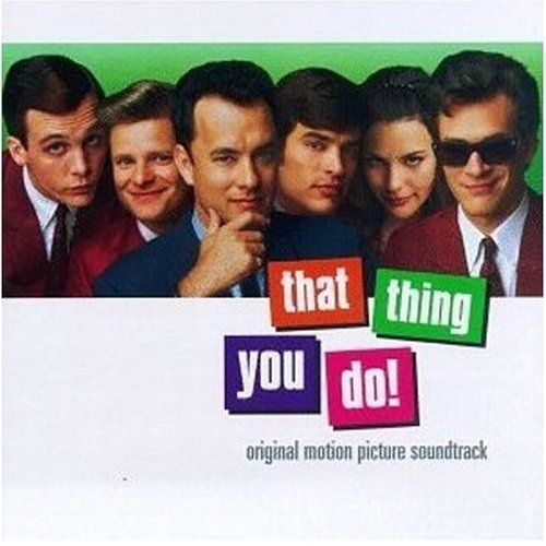 That Thing You Do Album Soundtrack Album Cover