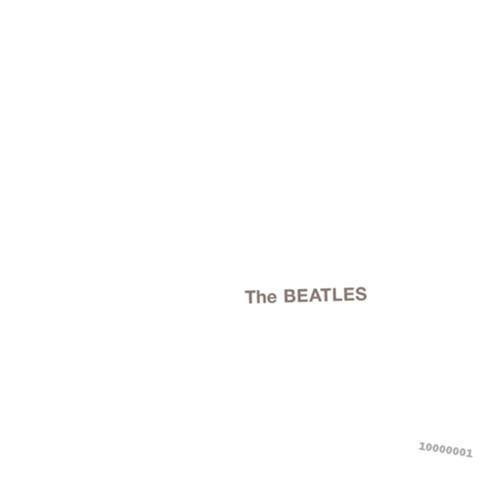 the beatles album cover
