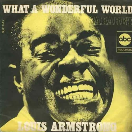 what a wonderful world album cover