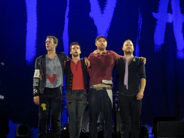 Coldplay announces world tour show